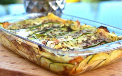 Dietetyczna lasagne bezmakaronu?
